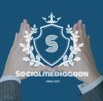 Socialmediagijon. A Advertising project by Segunda Emilia Fernández González         - 21.04.2017
