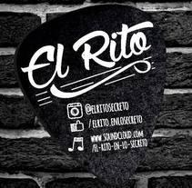 EL RITO - flyers -. Un proyecto de Br e ing e Identidad de Yan Solano - 22-04-2017