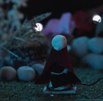 Trascendencia de Brighid. Un proyecto de Artesanía, Diseño de iluminación, Escenografía y Vídeo de Jonathan Knoff         - 26.04.2017