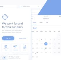 Pharmapp. Um projeto de UI / UX de Jokin Lopez         - 26.04.2017