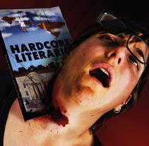"Fotomontaje para ""Hardcore Literario"". A Photograph project by Rafa Villarraso         - 26.04.2017"