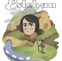 """Novela gráfica """"Cuadernos de Nieves y Esteban"""". Un proyecto de Comic de Pablo Burgueño  - 28-04-2017"""