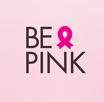 Be Pink. A Advertising project by Lorena  Pozo - 05-05-2017