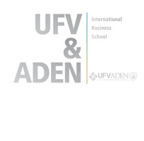 Creación de folleto corporativo y trípticos comerciales para escuela de negocios UFV - ADEN (2014). A Br, ing, Identit, Editorial Design, Graphic Design&Infographics project by lefthand_estudio - 01-04-2014