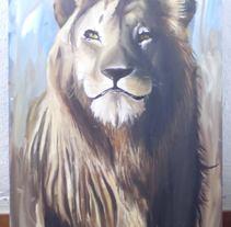 Pintura / Painting. Um projeto de Pintura de Cristina García Cao         - 13.05.2017