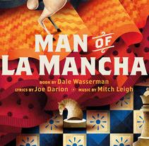 Man of La Mancha. Arizona Theatre Company. Un proyecto de Ilustración de Jesús Sotés Vicente - 15-05-2017