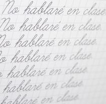 """Exposició """"Parlaré a classe"""" - Palau Robert. A Design, Art Direction, Design Management, and Graphic Design project by titular studio  - 16-05-2017"""