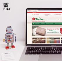Truben. Tienda online Prestashop. A Web Design, and Web Development project by Direfentes         - 19.09.2016