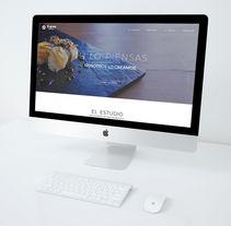 Surimi Estudio. A Web Design, and Web Development project by María Luisa Martínez         - 01.10.2016