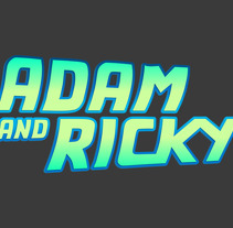 Adam & Ricky. A Game Design project by Jonás Zamora - 30-01-2017