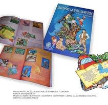 Salvemos la vida Silvestre - De Norte de santander - Gabriel Trejos Duque . Un proyecto de Diseño, Ilustración, Diseño editorial, Diseño gráfico y Comic de Gabriel Trejos Duque - 13-06-2017