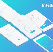 Intellihouse. Un proyecto de UI / UX, Br e ing e Identidad de Rober Domínguez - 19-06-2017