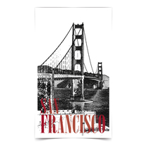 San Francisco. A Design&Illustration project by Amelia         - 20.06.2017