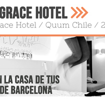 Pol & Grace Hotel. A Design, Art Direction, Br, ing, Identit, Creative Consulting, and Graphic Design project by Kenny Cárdenas Guevara - 07-01-2014