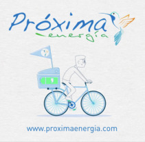 Proxima Energia.. Un proyecto de Animación de Rubén García         - 21.06.2017