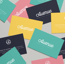 Avenue. Un proyecto de Br, ing e Identidad y Diseño gráfico de María Sanz Ricarte - 22-06-2017