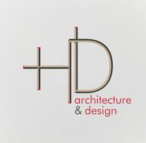 HD Architecture & Design | Branding. Un proyecto de Br, ing e Identidad y Diseño gráfico de Alejandra Frances - 29-06-2017