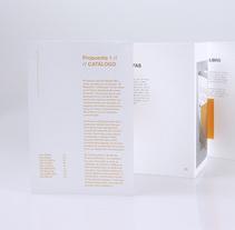 Catálogo de narrativa. Un proyecto de Diseño, Ilustración, Fotografía, Diseño editorial, Diseño gráfico, Post-producción, Producción y Retoque digital de Abel Pascual Soriano         - 03.07.2017