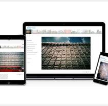 Aplicación Web - Andreu Llorens Fotógrafo. A Interactive Design, and Web Design project by Nerea  - 10-01-2007
