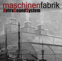 Maschinenfabric cartel y flyers . A Graphic Design project by ibai hervas         - 10.11.2007
