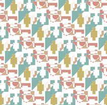 Patterns_ Home. Un proyecto de Diseño, Moda y Diseño gráfico de Lorena Fernández García         - 01.01.2015