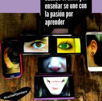 Mi Proyecto del curso: Copywriting: define el tono de tu marca personal. Um projeto de Mídias Sociais de Lucia Quintero - 15-07-2017