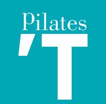 Identidad corporativa para; Connecta't Pilates  Rafelbuñol.. A Graphic Design project by Amparo  Navarro - 19-07-2017