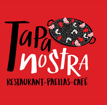 Tapa Nostra. A Br, ing, Identit, and Graphic Design project by Anna  Pujadas Baqué - 17-05-2017