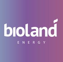 Bioland Energy. Un proyecto de Diseño gráfico de Nabú  Estudio Gráfico  - 01-08-2017
