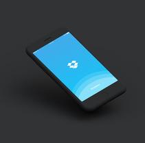 Dropbox | UI Concept . Un proyecto de Br, ing e Identidad y Diseño interactivo de Jordi Niubó Lopez         - 10.08.2017