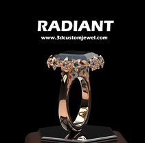 Radiant. A Jewelr, and Design project by Diego  Aramburu - 20-08-2017