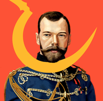 Rusia, febrero de 1917. A Illustration project by David de las Heras  - 28-08-2017