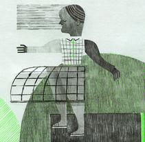 EL PAÍS DE LAS ÚLTIMAS COSAS. Un proyecto de Diseño e Ilustración de anne - 01-09-2016