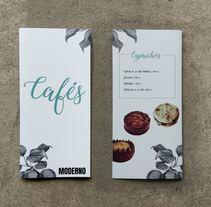 BRANDING | carta cafés. A Art Direction, and Graphic Design project by quetonodeverde         - 31.08.2017