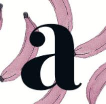 Revista Aleatorio. Um projeto de Direção de arte, Design editorial e Design gráfico de Mónica Ríos Herrera         - 22.05.2016