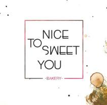 Nice To Sweet You. Un proyecto de Br, ing e Identidad y Diseño gráfico de Jordi Fuentes Bonette         - 23.09.2017