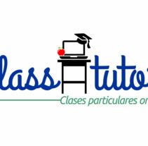 Class Tutor, clases particulares on line.. Um projeto de Br e ing e Identidade de Claudio Osorio         - 25.09.2017