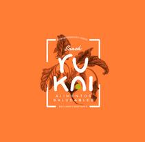 Rukai Alimentos. Un proyecto de Ilustración, Fotografía, Br, ing e Identidad y Packaging de plagaestudio - 27-09-2017