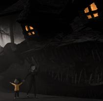 Monster House. Um projeto de 3D de Sara Repeto         - 28.09.2017