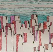 ARQ - ILUSTRACIÓN. Un proyecto de Ilustración de Ekain J.         - 04.10.2017
