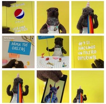 Proyecto nutria para Flaminguettes. A Animation, Crafts, To, Design, and Character animation project by Carolina Alles         - 12.10.2017