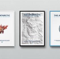 Witness the impossible. Um projeto de Publicidade e Design gráfico de Laura Colored         - 15.09.2017