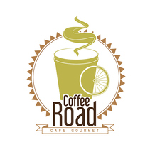 COFFEE ROAD /  Branding. A Design, Br, ing&Identit project by Erick Aguilera - 19-10-2016