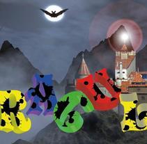 Dracula . A Illustration project by Georgiana Lavinia Pravat         - 22.10.2017
