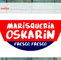 "Proyecto-""Marisquería Oscarin"". A Design Management, and Graphic Design project by Victor Silva         - 23.10.2017"