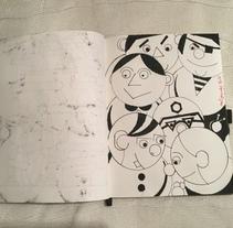 Mi Proyecto del curso: Dibujo para principiantes nivel -1. Um projeto de Design, Design de personagens, Artes plásticas, Colagem e História em quadrinhos de Jose Manuel Oatgrinder         - 10.01.2018
