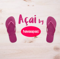 Havaianas - Açaí (Video). A Photograph, and Art Direction project by Jhonatan Andrés González Ordoñez         - 29.10.2017