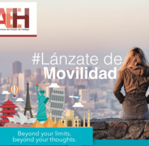 Lánzate de Movilidad. A Design, and Photograph project by Norma Meza Franco         - 12.01.2017