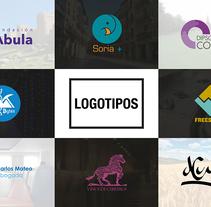 Recopilación de logotipos. Un proyecto de Diseño, Br, ing e Identidad, Diseño gráfico, Naming y Lettering de Raúl H.R.         - 19.10.2017