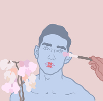 Boy Power. A Illustration, and Fine Art project by Tianju Duan - 30-08-2017